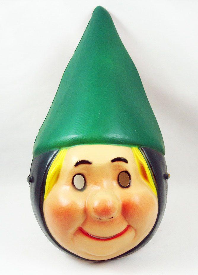 David le Gnome - Masque de carnaval César - Susan