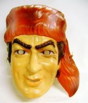Davy Crockett - Face-mask by César