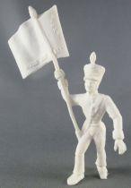 Davy Crockett - Figure by La Roche aux Fées - Series 3 - American Standart Bearer