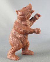 Davy Crockett - Figure by La Roche aux Fées - Series 4 - Bear
