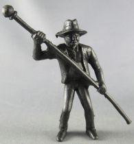 Davy Crockett - Figurine La Roche aux Fées - Série 1 - Le Batelier