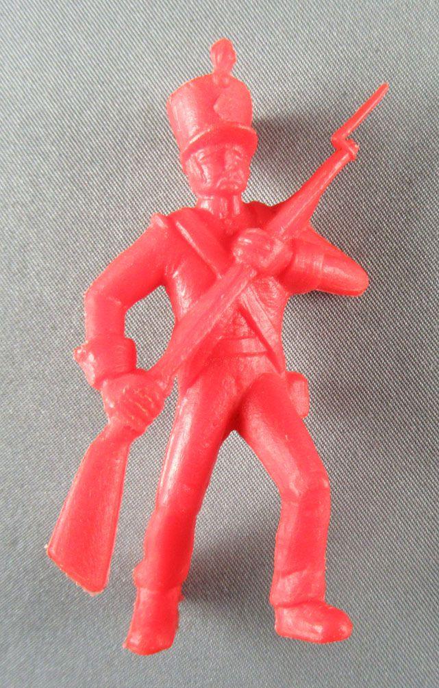 Davy Crockett - Figurine La Roche aux Fées - Série 3 - Mexicain Soldat N° 1