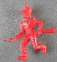 Davy Crockett - Figurine La Roche aux Fées - Série 3 - Mexicain Soldat N° 2