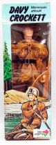 "Davy Crockett - Orli Jouet - 10\"" action figure (mint in box)"