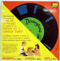 Davy Crockett - Record-Book 45s - Ades / Le Petit Menestrel Records 1972