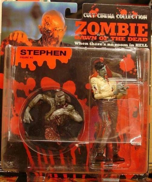 Dawn of the dead - Stephen - Reds