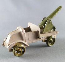 D.C. (Domage & Cie) - Figurine Plomb Creux - Auto-Canon 100 mm