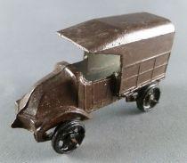 D.C. (Domage & Cie) - Figurine Plomb Creux - Camion Tracteur Pour Canon