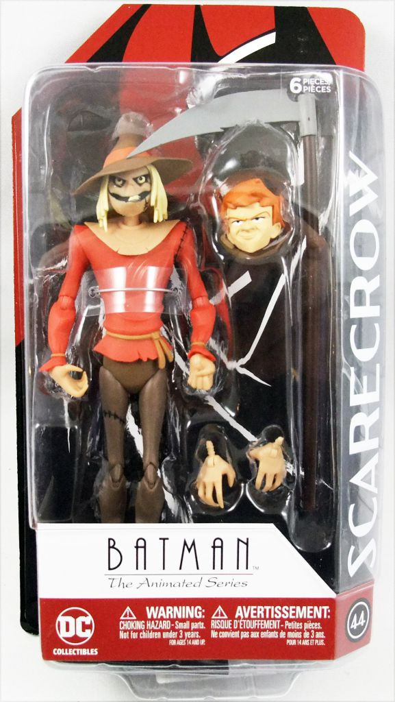 DC Collectibles - Batman The Animated Series - Scarecrow