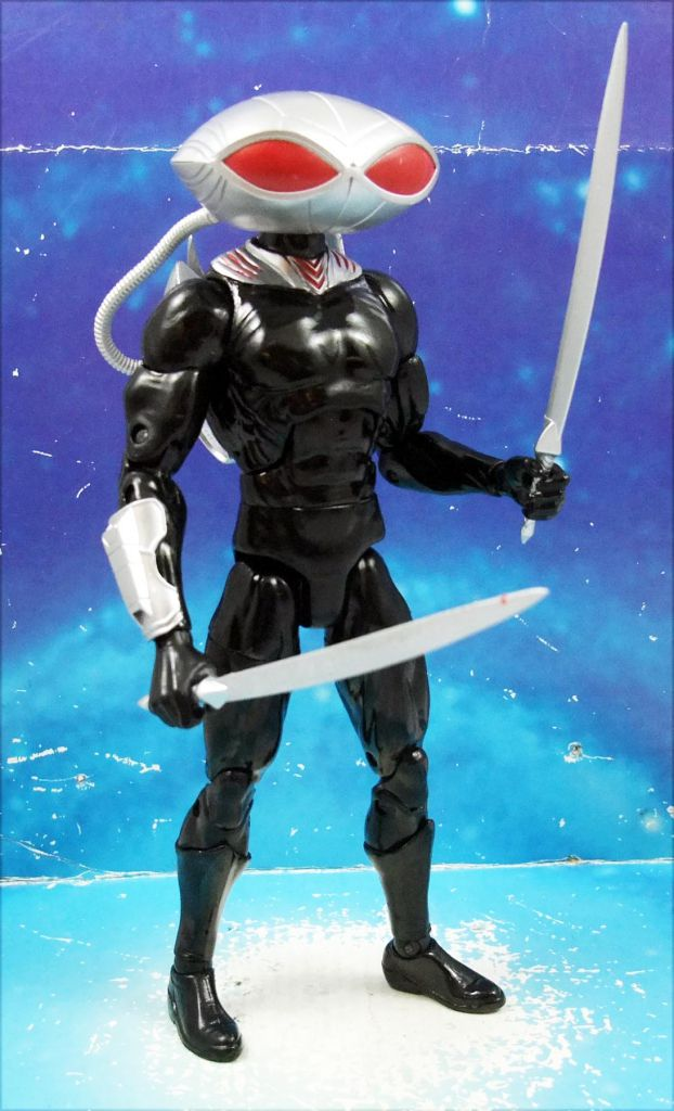 DC Comics Essentials - Black Manta (loose)