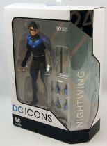 "DC Comics Icons - Nightwing ""Hush\"""