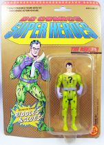 DC Comics Super Heroes - The Riddler - ToyBiz