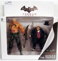 DC Direct - Batman Arkham City - Sickle & The Penguin