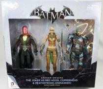 dc_direct___batman_arkham_origins__the_joker_as_red_hood__copperhead__deathstroke_unmasked