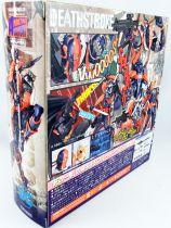 DC Justice League - Kaiyodo Revoltech - Deathstroke - Figure Complex Amazing Yamaguchi No.011
