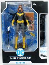 DC Multiverse - McFarlane Toys - Batgirl Art of Crime (Batgirl #27 2018)
