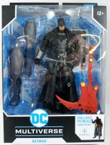 DC Multiverse - McFarlane Toys - Batman (Dark Knights : Death Metal) - Darkfather collect to build series