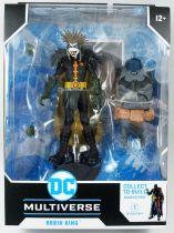 DC Multiverse - McFarlane Toys - Robin King (Dark Knights : Death Metal) - Darkfather collect to build series