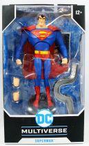 DC Multiverse - McFarlane Toys - Superman (Superman : The Animated Series 1992)