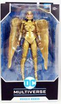 DC Multiverse - McFarlane Toys - Wonder Woman Golden Armor (Wonder Woman 1984)