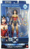 DC Multiverse Mattel - Wonder Woman (Lex Luthor Collect & Connect Series)