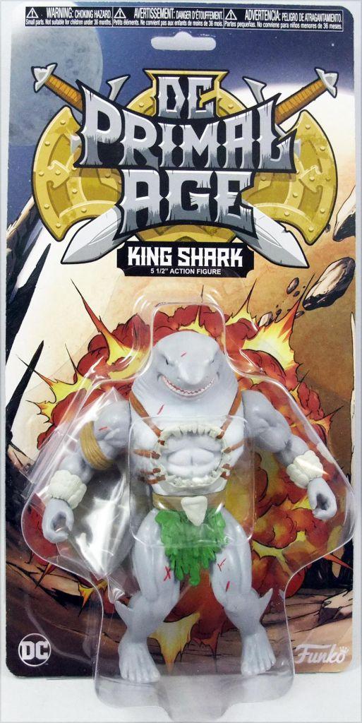 DC Primal Age - Funko - King Shark