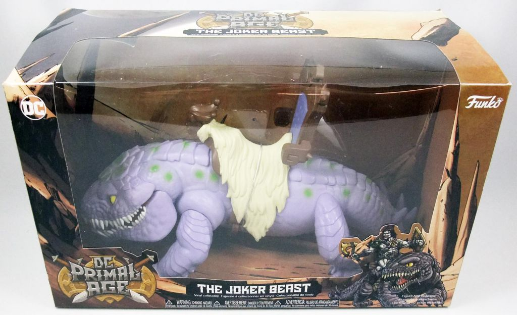 DC Primal Age - Funko - The Joker Beast