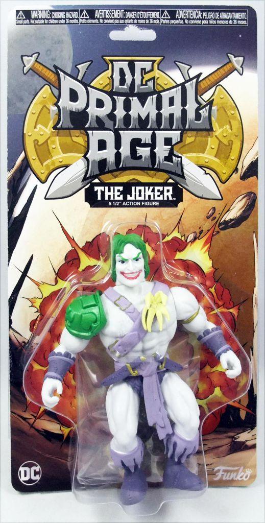 DC Primal Age - Funko - The Joker