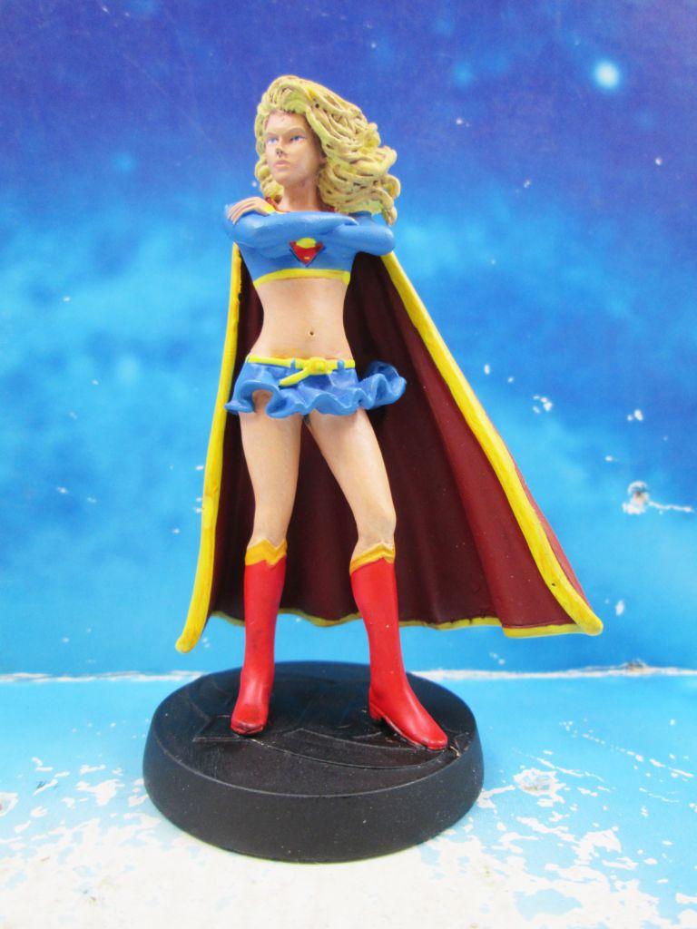 DC Super Heroes - Eaglemoss - #014 Supergirl