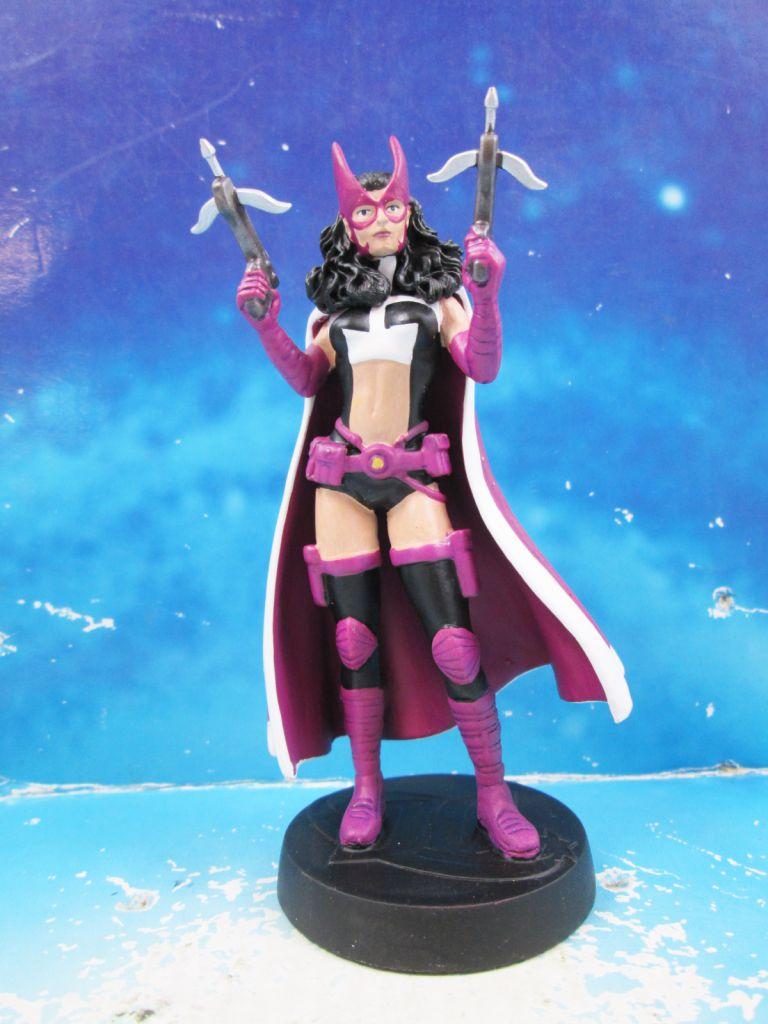 DC Super Heroes - Eaglemoss - #050 Huntress