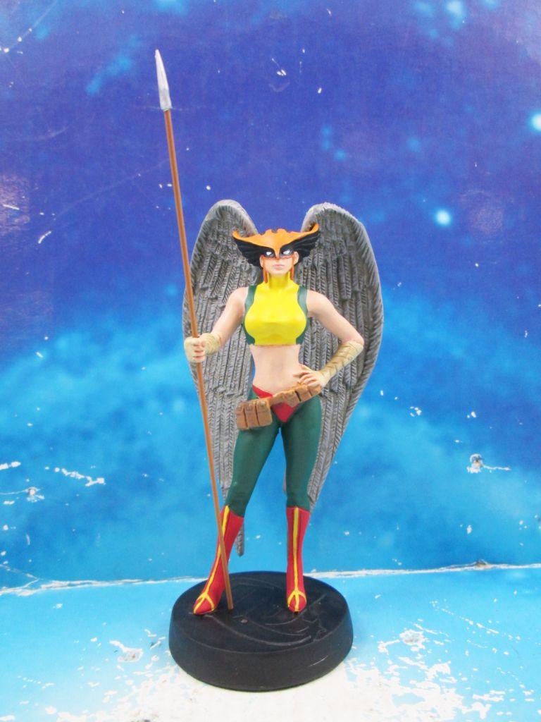 DC Super Heroes - Eaglemoss - #063 Hawkgirl