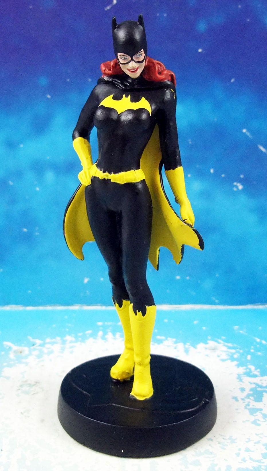 DC Super Heroes - Eaglemoss - #095 Batgirl (Barbara Gordon)