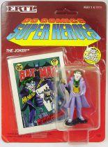 DC Super Heroes - ERTL die-cast metal figure - The Joker