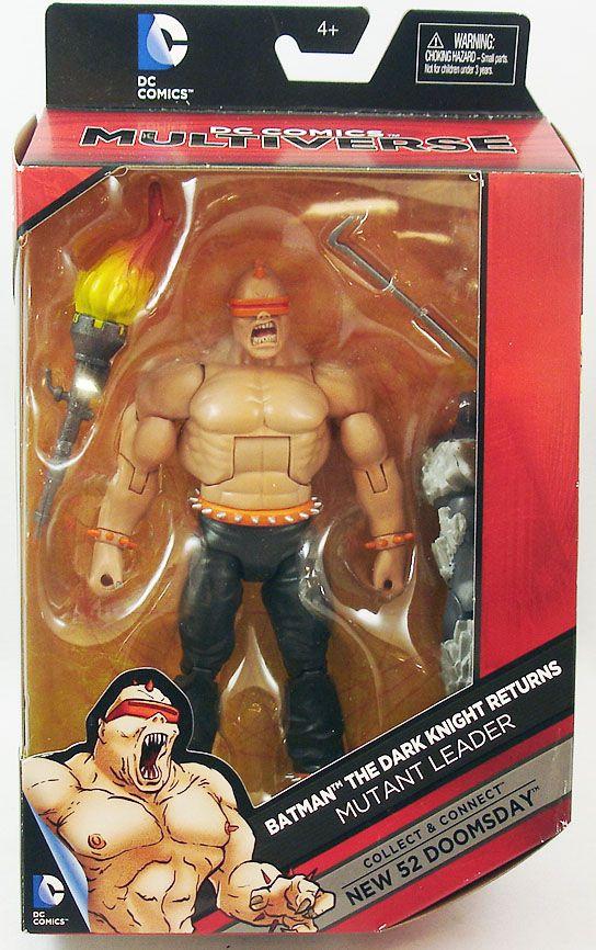DC Super Heroes - Mutant Leader (New 52 Doomsday Wave)