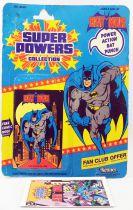 DC Super Powers - Kenner - Batman (mint with cardback)