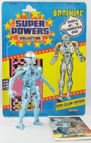 DC Super Powers - Kenner - Brainiac (mint with cardback)