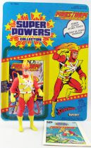DC Super Powers - Kenner - Firestorm (mint with cardback)