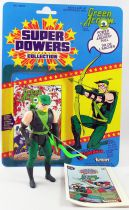 DC Super Powers - Kenner - Green Arrow (mint with cardback)