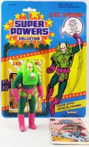 DC Super Powers - Kenner - Lex Luthor (mint with cardback)