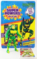 DC Super Powers - Kenner - Mantis (mint with cardback)