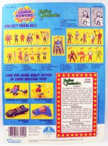 DC Super Powers - Kenner - Martian Manhunter (mint with cardback)