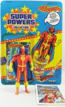 DC Super Powers - Kenner - Red Tornado (mint with cardback)