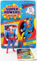 DC Super Powers - Kenner - Superman (mint with cardback)