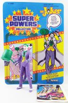 DC Super Powers - Kenner - The Joker (mint with cardback)