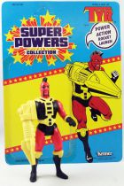 DC Super Powers - Kenner - Tyr (mint with cardback)