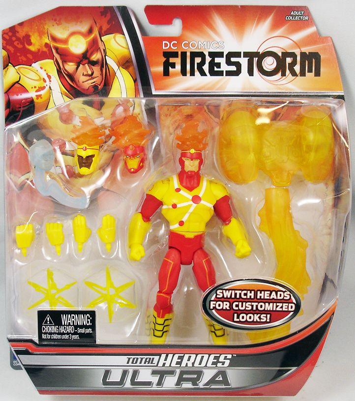DC Total Heroes Ultra - Firestorm