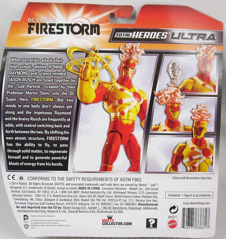 DC Total Heroes Ultra - Firestorm (1)