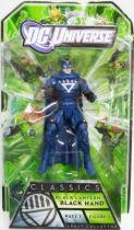 DC Universe - Green Lantern Classics Wave 1 - Black Lantern : Black Hand