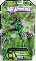 DC Universe - Green Lantern Classics Wave 2 - Black Lantern : G\'Hu