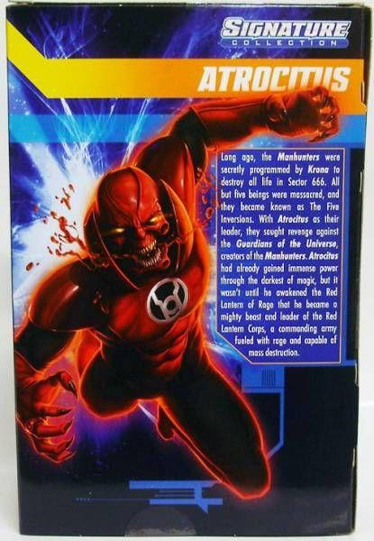 DC Universe - Signature Collection - Atrocitus